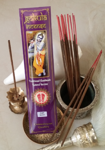 Night Queen Incense Sticks - 20 grams